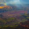 Base Of The Valley River - North Rim, Grand Canyon National Park, AZ