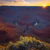Tatahatso Point Sunstar - Tatahatso Point, AZ