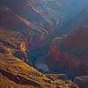 At The Bend In Horseshoe - Tatahatso Point, AZ