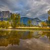 Along The Banks Of The Merced River At Swing Bridge - Yosemite National Park, Eastern Sierras, California