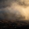 Moody Morning Light In Valley - Death Valley National Park, California