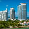 Triple Towers - Downtown Miami, Florida