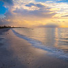 Sunset On The Horizon - Bahia Honda State Park, Florida Keys, Florida