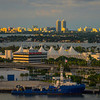 Early Morning Light Over Miami - Downtown Miami, Florida