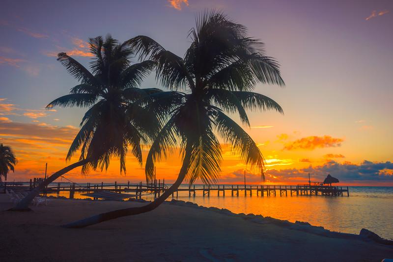 Sunrise Tranquilty In The Florida Keys - Marathon, Florida Keys, Florida