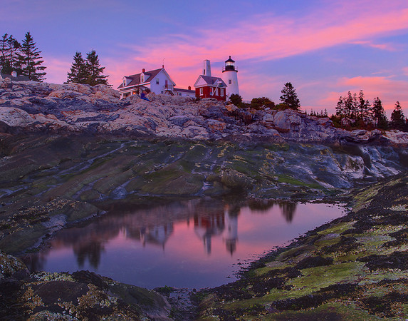 Images from around the state of Maine