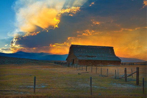 Images around the state of Montana