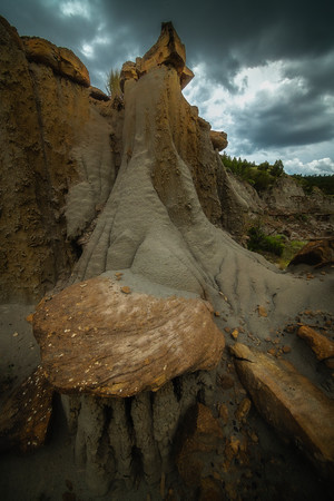 The Towers - Makoshika State Park, Glendive, Eastern Montana