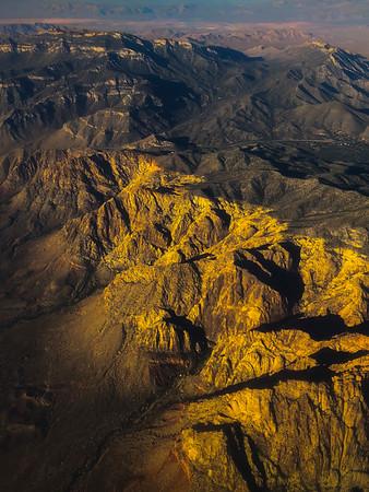Hills Of Gold - La Madre Wilderness, Las Vegas, Nevada