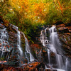 Soca Falls - Great Smoky Mountain Region, North Carolina_1