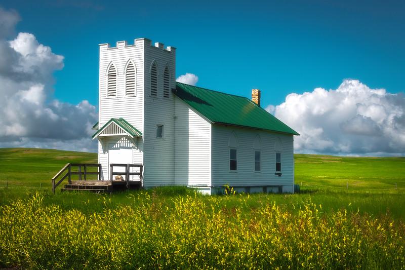 A Moment Of Silence - Trotters, Little Missouri Grasslands, North Dakota