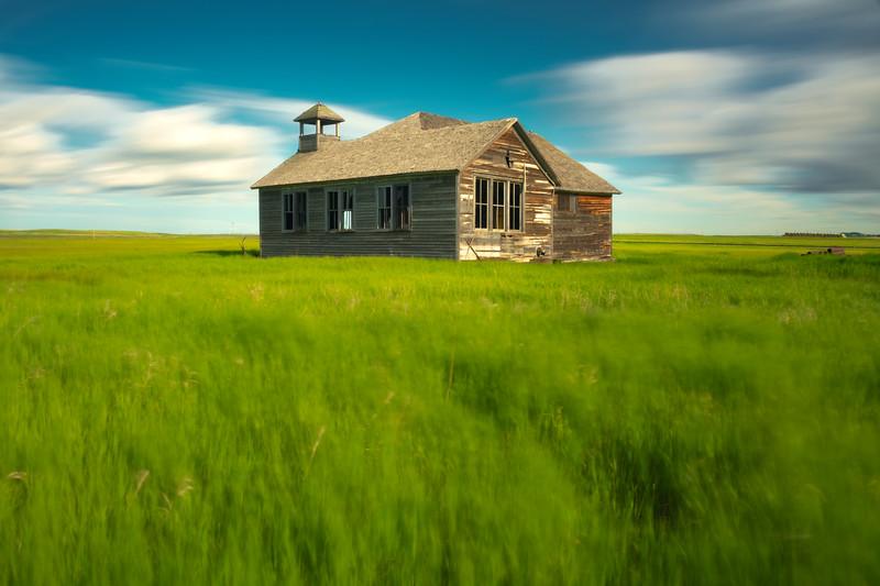 Summer Forgotten Dreams - Rhame, North Dakota