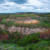 Badlands Plateau - Theodore Roosevelt National Park, North Dakota