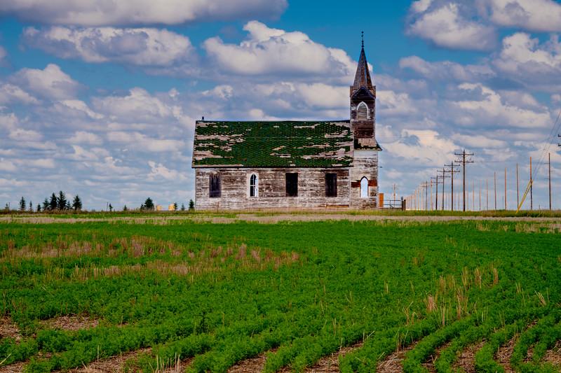 Out Amongst Nowhere -  Bethesda, Little Missouri, North Dakota