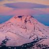 Three Sisters From Tumalo Mountain - Bend, Orego_1