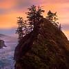Split Second Haystack Boardman - Samuel Boardman State Park, Southern Oregon Coast