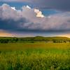 Rolling Thunderheads Over The Valley - Badlands National Park, South Dakota