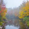 A Little Hidden Cove Of Autumn Treasure - Vermont