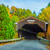 The Shipwater Covered Bridge