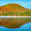 Mountains Of Reflection - Vermont