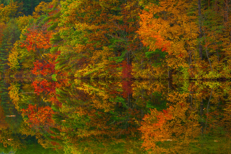 Absolute Perfected Mirror Of Abstraction - Vermont