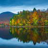 A Still Morning At Lefferts Pond