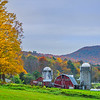Life On The Farm In Arlington - Vermont