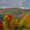 Hillsides And Fields Of Color - Vermont