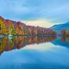 Symmetry Along The Shoreline - Vermont
