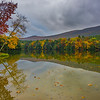 Reflections As Long As The Lake - Vermont