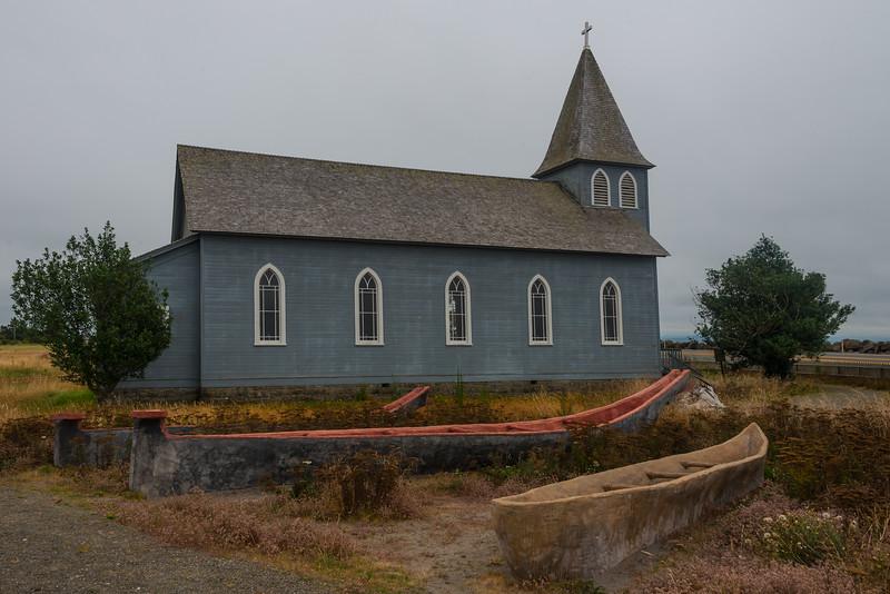 Sea View Church - Columbia River, WA