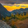 AdmiringThe View From Mt Stuart - Mt Stuart, Lake Ingalls, Alpine Lakes Wilderness, WA
