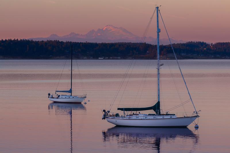 Sailing Tranquility - Anacortes, WA