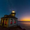 Under The Color Skies - Lime Kiln Lighthouse - Friday Harbor, San Juan Islands, WA
