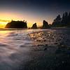 Ruby Beach Splash - Ruby Beach, Olympic National Park, WA