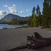 Lake Wenatchee State Park Beach - Lake Wenatchee State Park, Leavenworth, WA