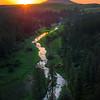 S Curve Palouse River To Steptoe Butte -The Palouse, Eastern Washington And Western Idaho