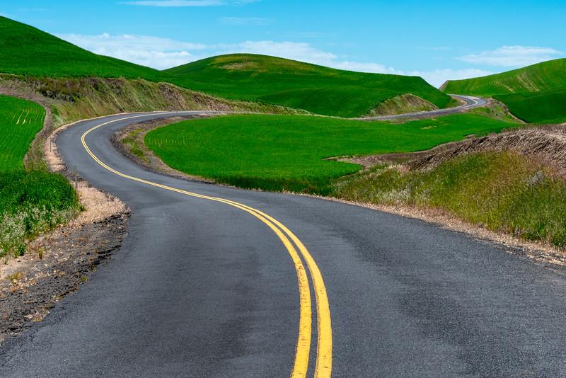 The Backroads Of The Palouse - The Palouse, Eastern Washington