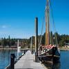 The Shoreline Of The Hood Canal - Alderbrrok Resort & Spa, Union, Washington
