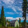 The Old Mt Rainier Inn - Paradise Side, Mt Rainier National Park, WA