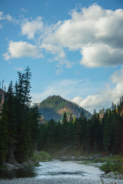 The View From Lake Wenatchee - Lake Wenatchee State Park, Leavenworth, WA
