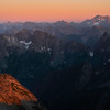 Twilight Over The North Cascades