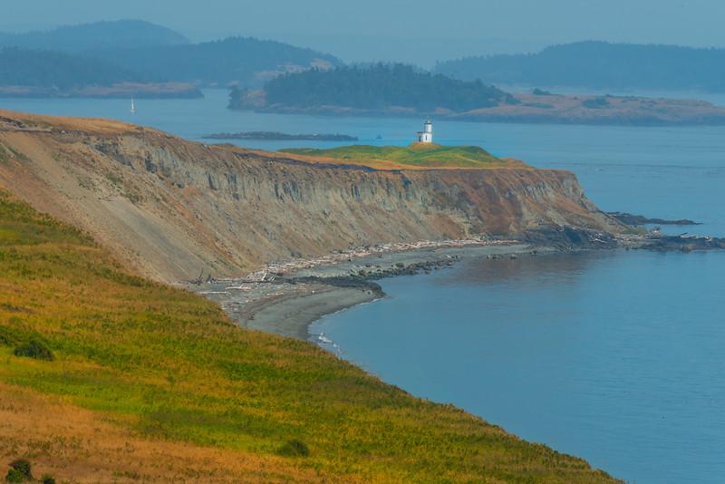 Cattle Point Lighthouse, Friday Harbor, San Juan Islands, WA