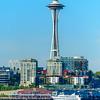 Seattle Water Traffic - Seattle Waterfront - Seattle, WA