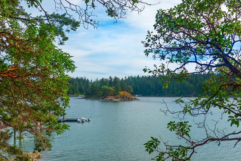 English Camp Trail Neighbor Islands, Friday Harbor, San Juan Islands, WA