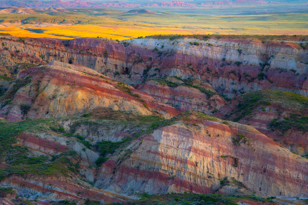 Rolling Shades Of Red - Casper, Wyoming