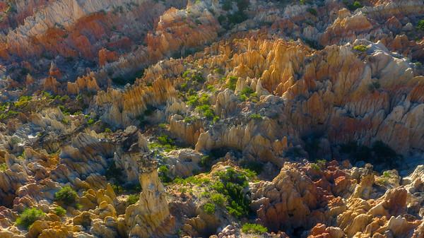 Pinnacles Of Time - Casper, Wyoming