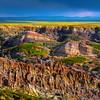 Warmth Of Prarie Grasslands - Casper, Wyoming