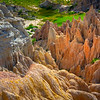 Melted Candlestick Hoodoos - Casper, Wyoming