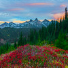 Best Views Of The Tatoosh Range
